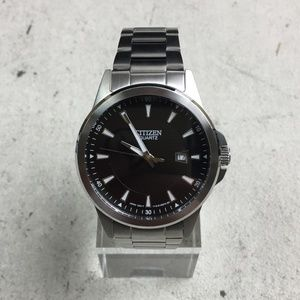 ⌚Citizen 1112-S088216 Quartz Men's Watch A360⌚